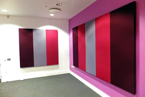 Office Acoustic Treatment