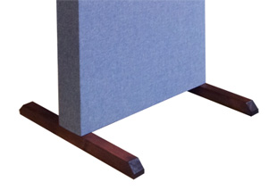 Acoustic Panel & Bass Trap Feet, Stands and Castors